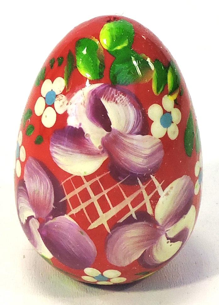 Яйцо пасхальное Taowa Яйцо, 027-103-1, красный
