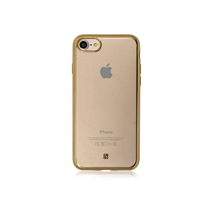 Чехол для телефона Just Must Mirror для Apple Iphone 7/8, золотой все цены