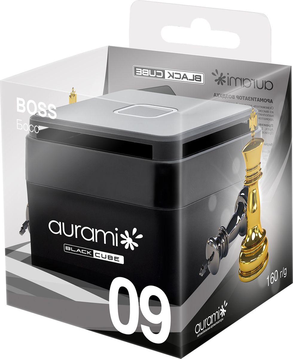 Ароматизатор на приборную панель Aurami БОСС, BLC-09, гелевый, 100 г ароматизатор гелевый