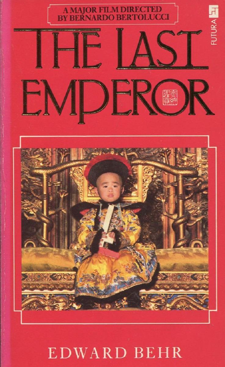 Edward Behr The Last Emperor стоимость