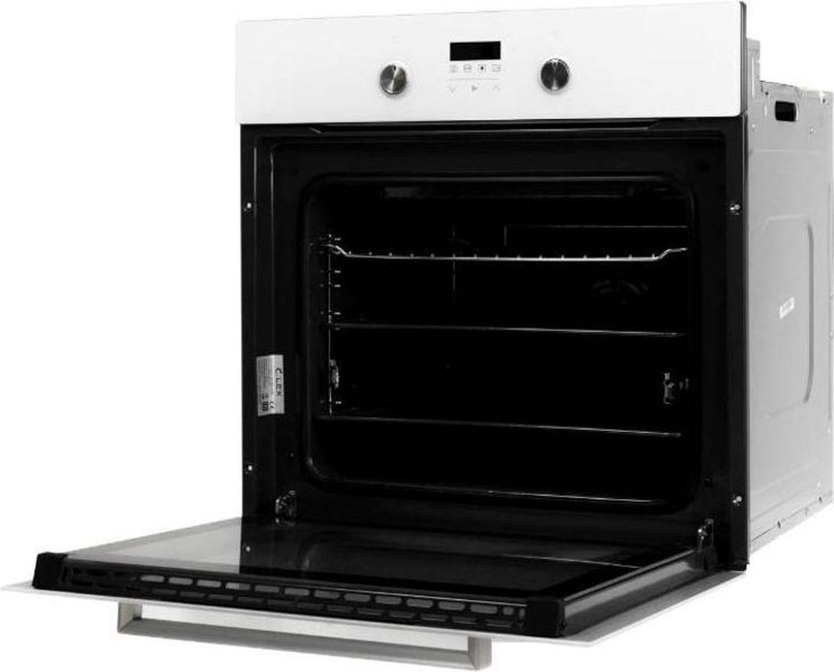 Духовой шкаф Lex EDP 092 WH, белый духовой шкаф электрический lex edp 092 bl