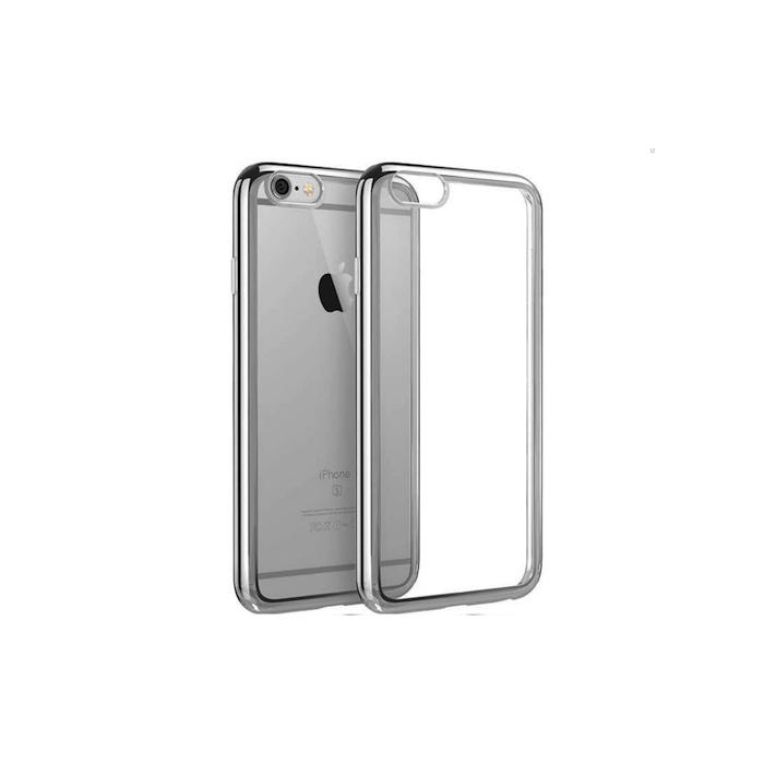 Чехол для телефона Just Must Mirror для Apple Iphone 7/8, серебристый все цены
