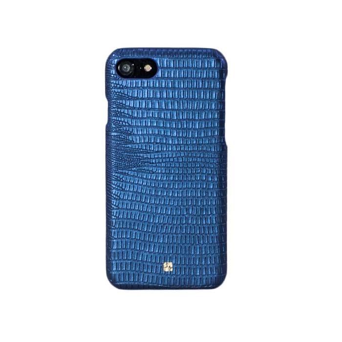 Чехол для Apple Iphone 7/8 Just Must Croco l, 6939287565411, темно-синий все цены