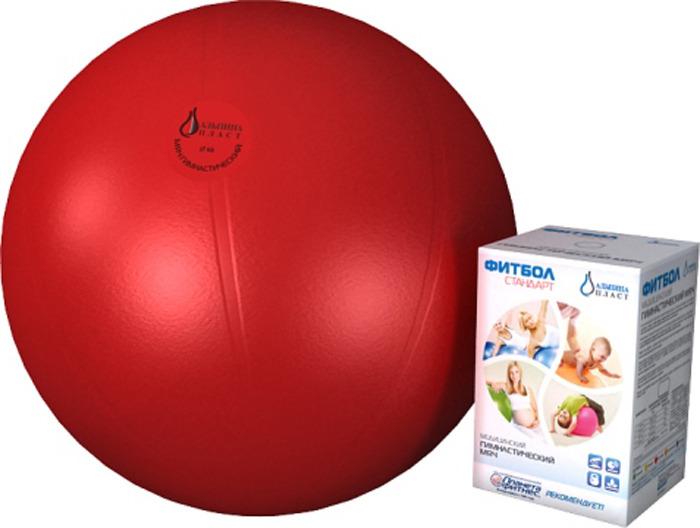 Мяч гимнстический Альпина Пласт