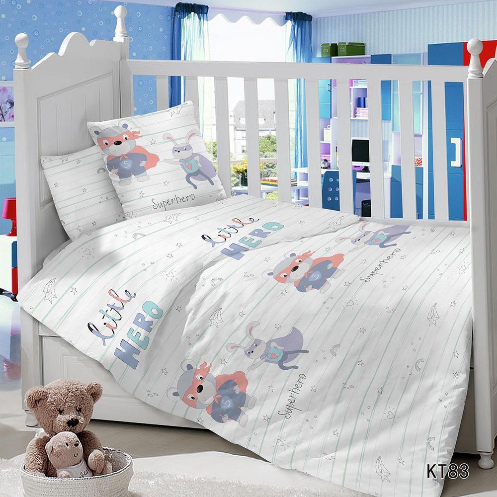 цена на Комплект постельного белья Dream Time, детский, BLK-46-SP-360-1/2C
