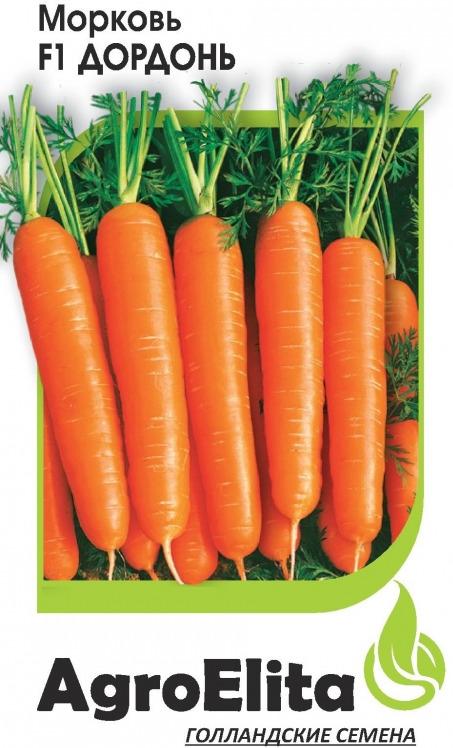 """<b>Семена АгроЭлита</b> """"<b>Морковь</b> Дордонь F1"""", 1999944857, 150 шт ..."""