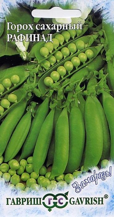 Семена Гавриш Горох Рафинад сахарный, 4601612, 10 г цена
