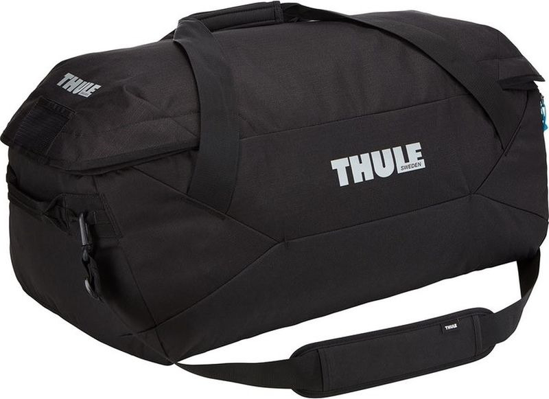 Комплект сумок Thule GoPack Set, 800202, черный, 60 л, 4 шт800603Thule GoPack Set - Полный набор из четырех сумок для распределения багажа внутри грузового бокса. Особенности: Легкий доступ к вещам через широкий проем увеличенного размера Складывается для удобного хранения, когда не используется Наплечный ремень и ручки с мягкой подкладкой для удобной переноски Благодаря включенным в комплект идентификационным картам вы всегда сможете отличить одну сумку Thule GoPack от другой Боковые ручки для удобного размещения в грузовом боксе Быстрый доступ к небольшим предметам через внешний потайной карман. Легкая, но прочная ткань Рекомендуем!