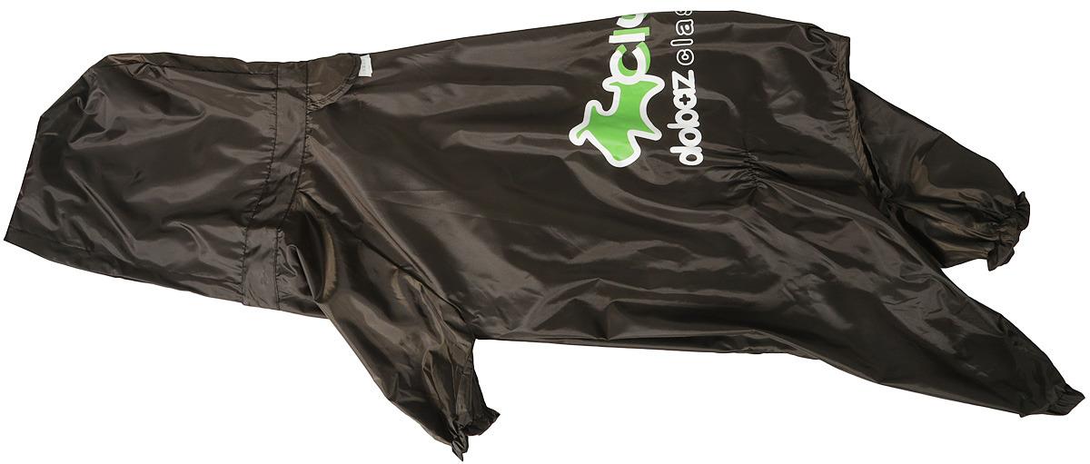 Комбинезон-дождевик для собак Dobaz, цвет: хаки. ДФ08015Б7ХЛ. Размер 7XL kangfeng красный цвет 7xl