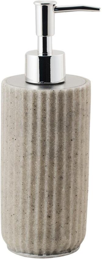 Диспенсер для мыла Swensa Cork, SWT-4600A, серый цена
