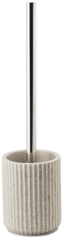 Ершик для унитаза Swensa Cork, SWT-4600E, серый wood plug hexagon shank cutter taper cork drill bit 4pcs