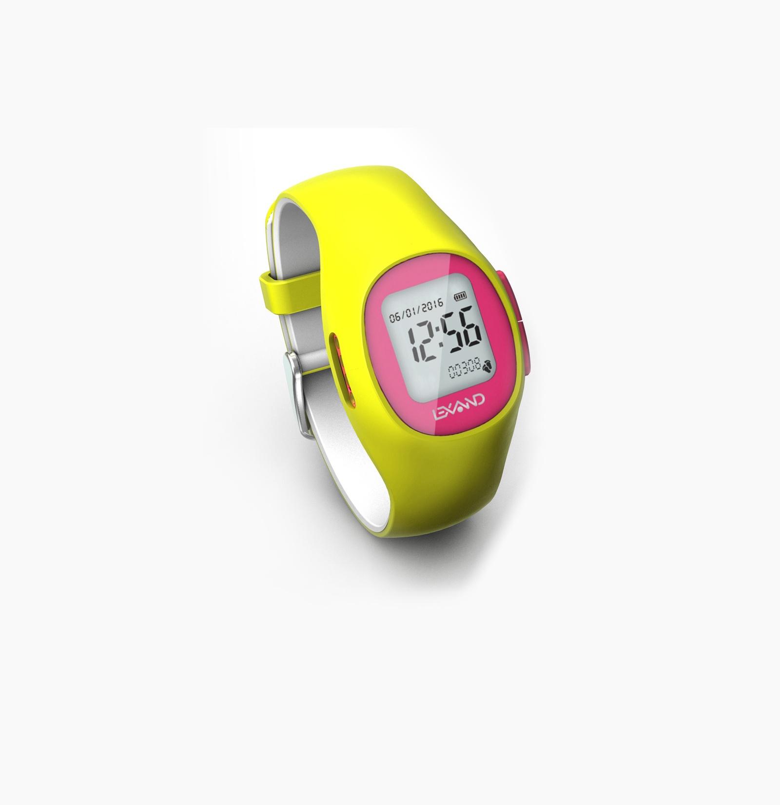 Умные часы для детей Lexand Kids Radar, желтый