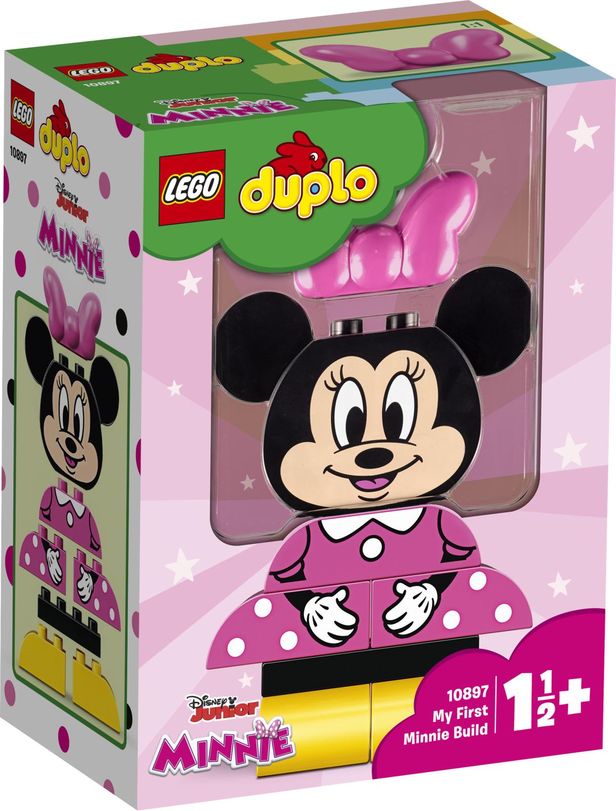 LEGO DUPLO Disney 10897 Моя первая Минни Конструктор