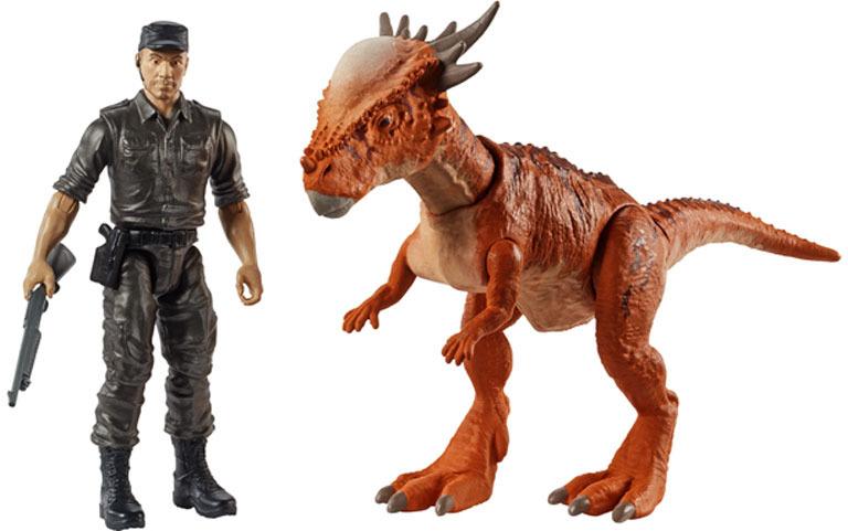 Игровой набор Jurassic World с героями фильма