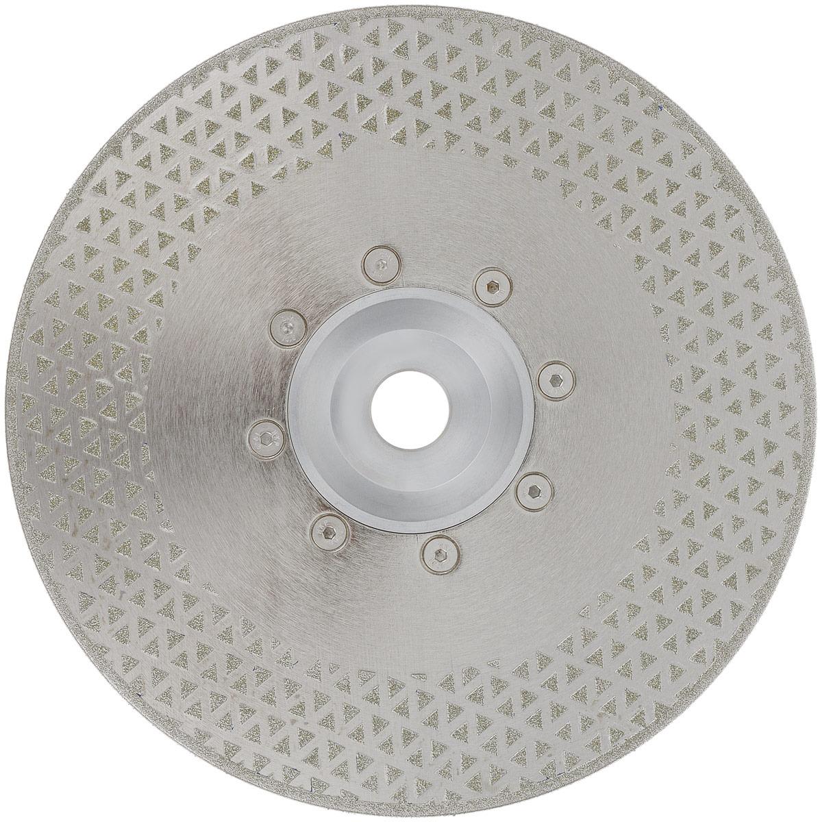 Фото - Круг шлифовальный Messer, для резки и шлифовки мрамора, 01-44-230, 230 х 3,8 мм центратор с подачей воды и отводом шлама 40 мм messer 10 40 403