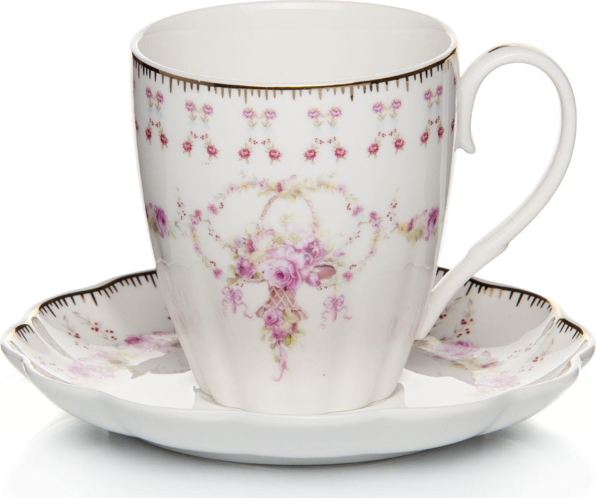 Набор чайный, на 2 персоны, LQ-Q092-0405-H774, мультиколор, 4 предмета набор чайный на 2 персоны c622as622a l6 yg01 2 розовый 4 предмета