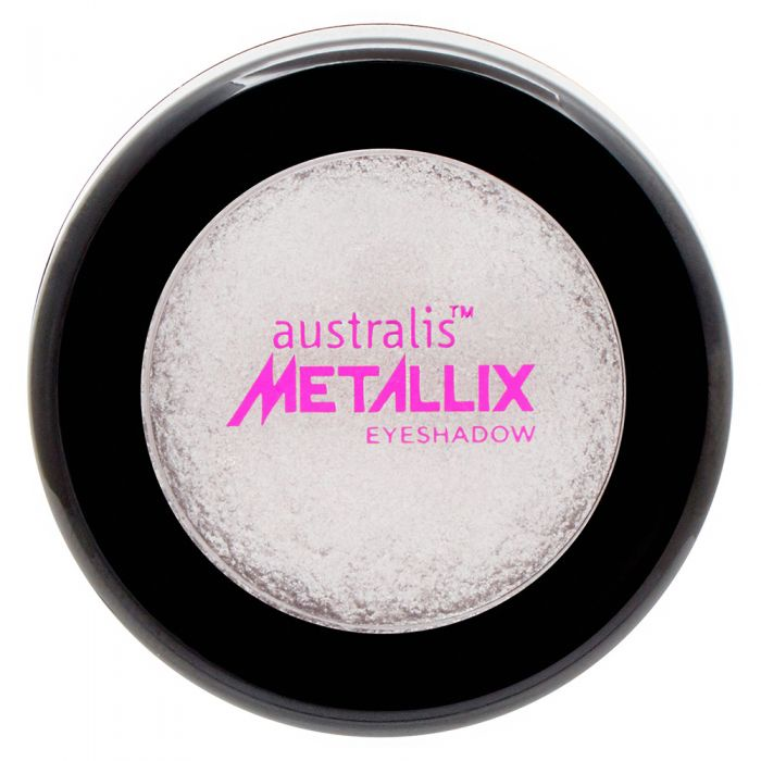 Тени с металлическим блеском Australis cosmetics Metallix Eyeshadow - Silver Club 7 тени для век lasplash cosmetics diamond dust plasma цвет 16612 plasma variant hex name 443c65