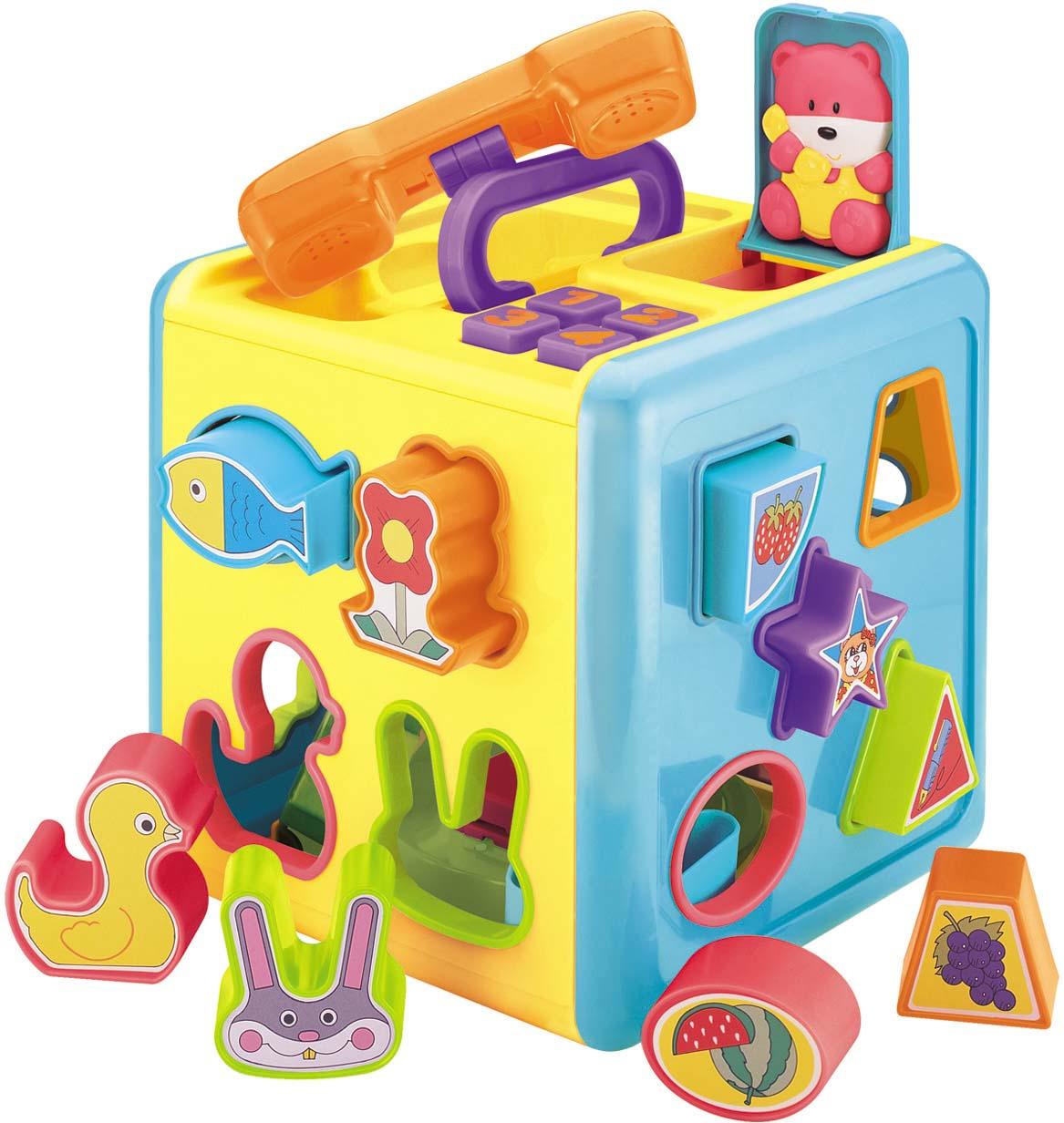 Куб-сортер Red Box, 23116-1