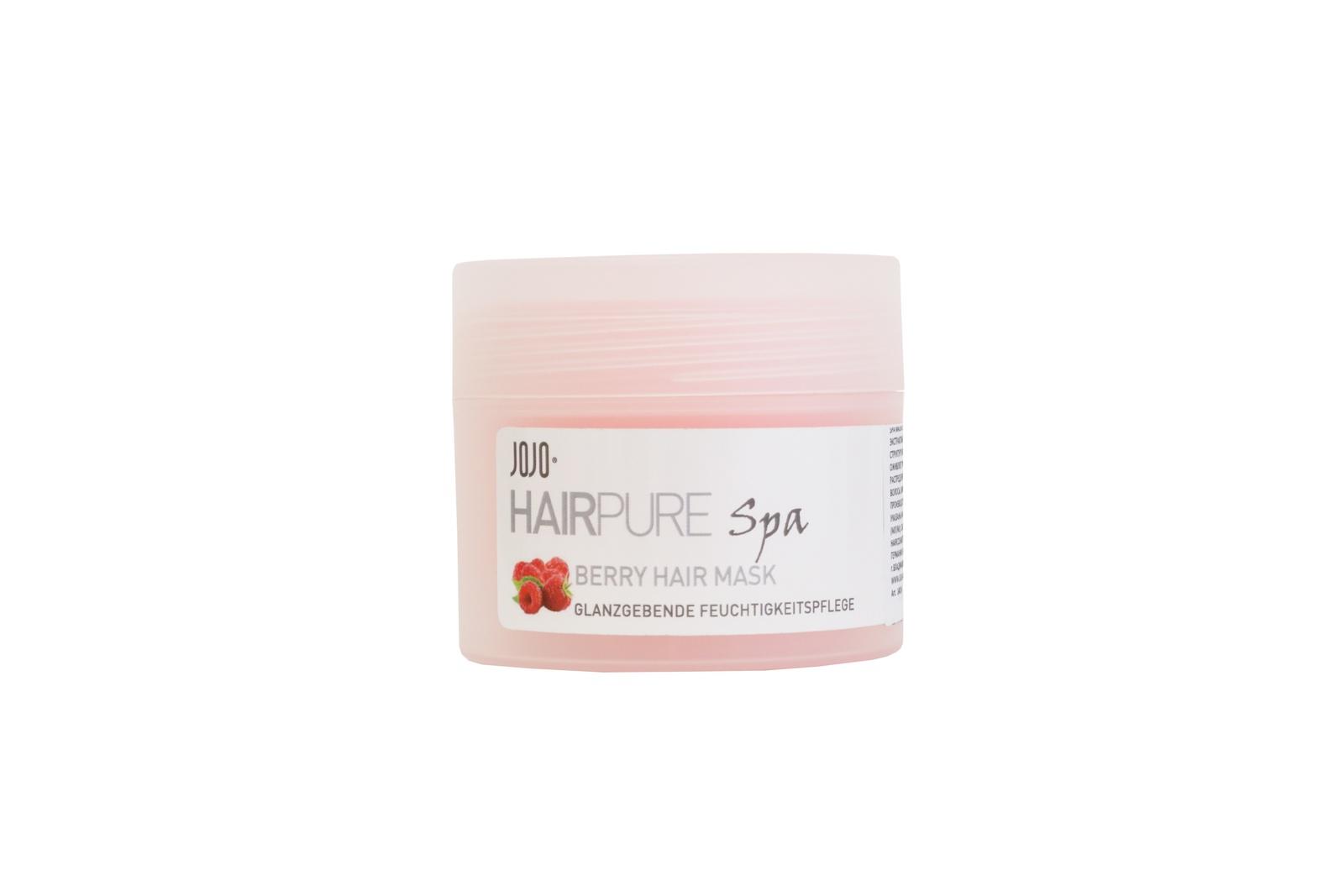 Ягодная маска JOJO Haircosmetics Spa Berry Hair Mask, 150 г