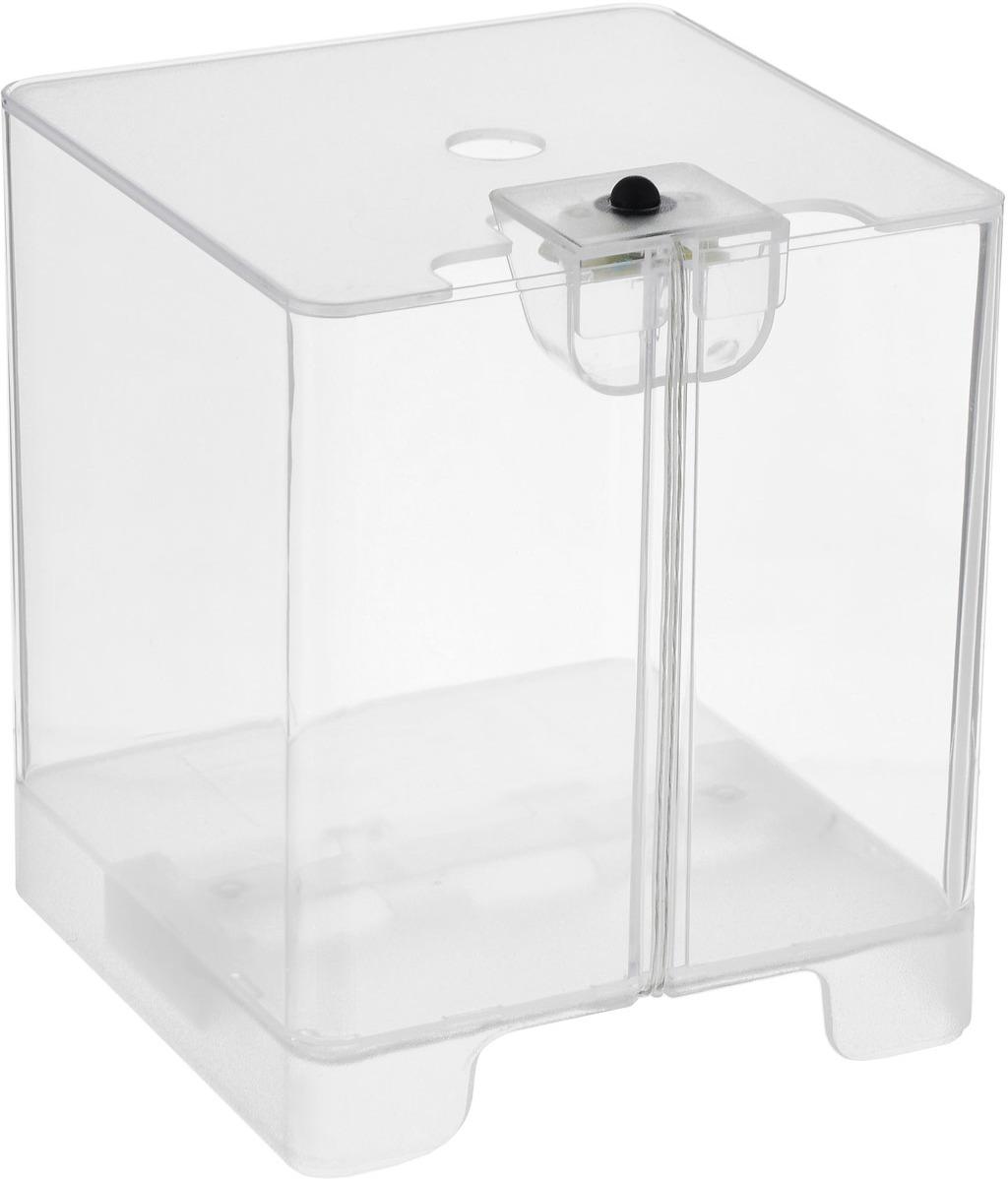 Аквариум AA Aqua Box Betta 1212AA, 73506001, 1,3 л аквариум tetra betta bubble 1 8l белый