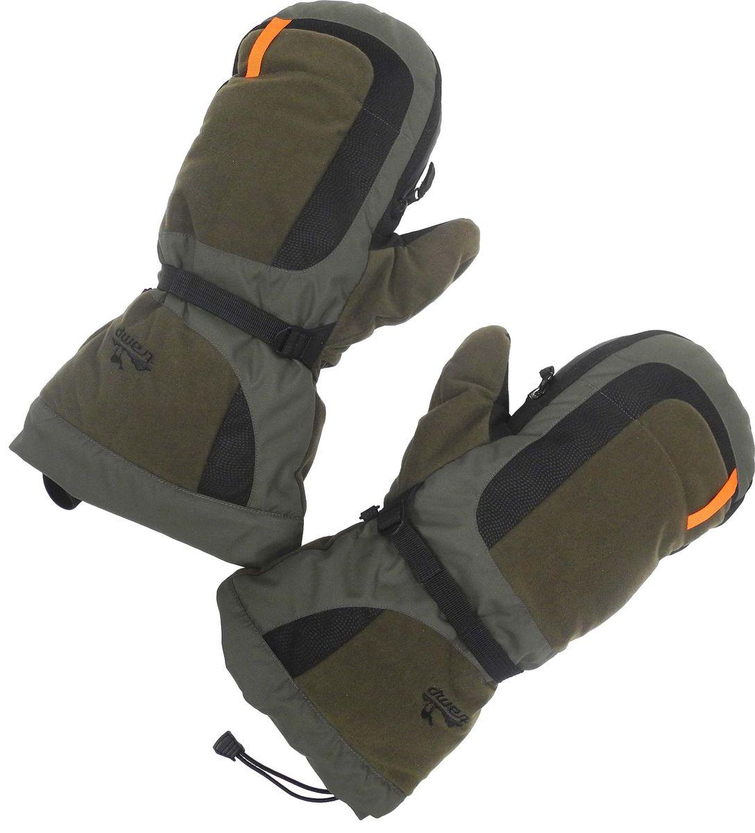 Перчатки для рыбалки Tramp