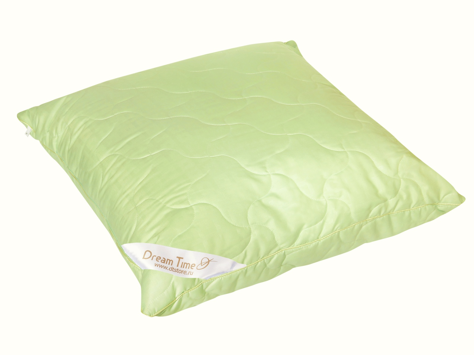 цена на Подушка Dream Time, ДТ-ПМА-070, светло-зеленый, 68 х 68 см