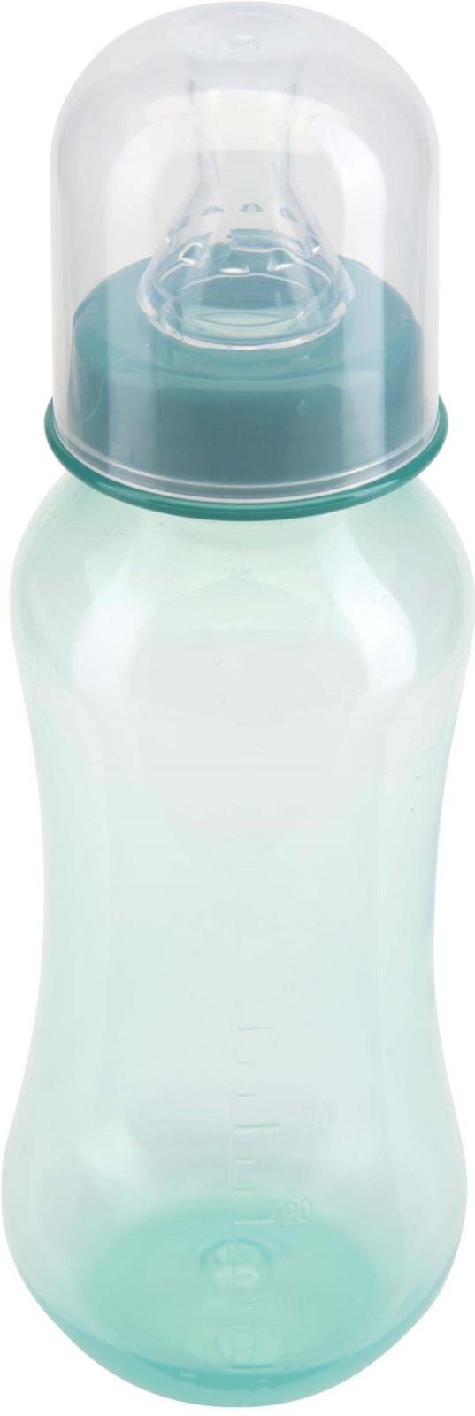 Бутылочка для кормления Курносики, с соской, 11131, 250 мл столовые приборы для малышей курносики ложечка курносики