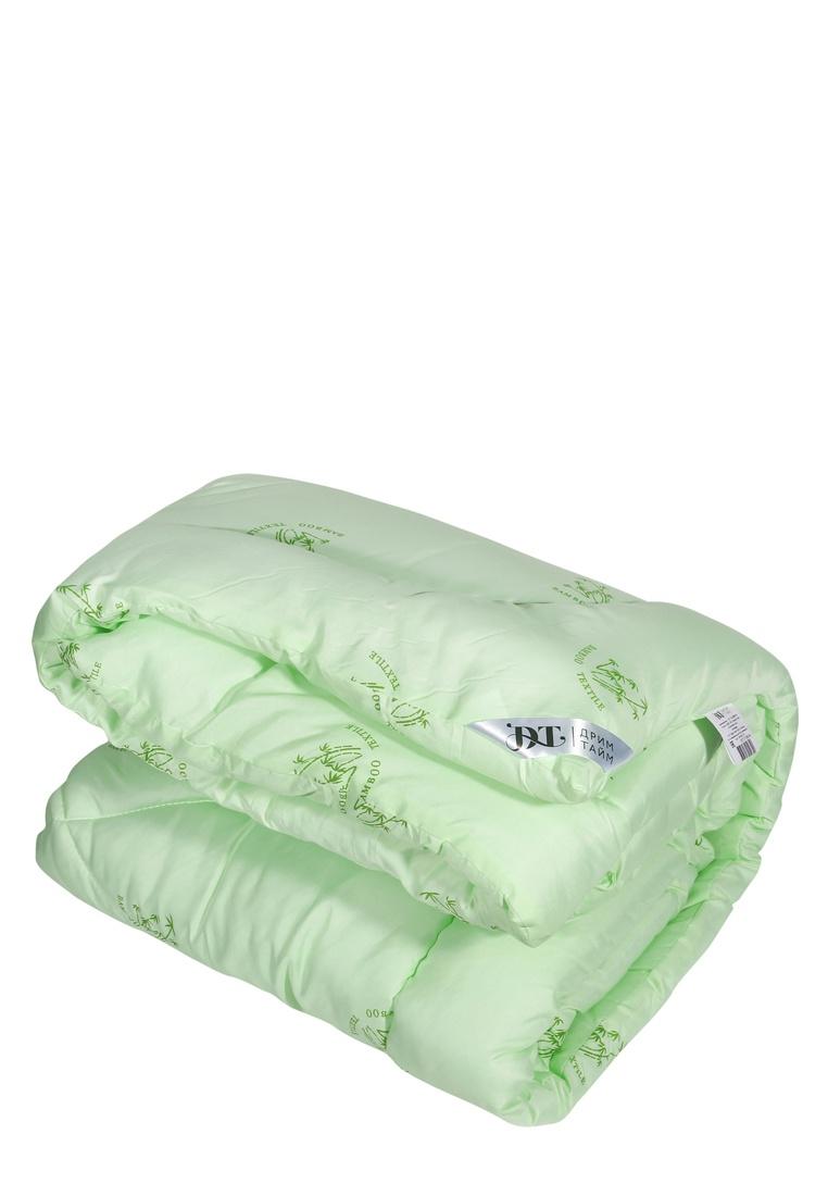 Одеяло Dream Time, 581122-э, светло-зеленый, 200 х 220 см