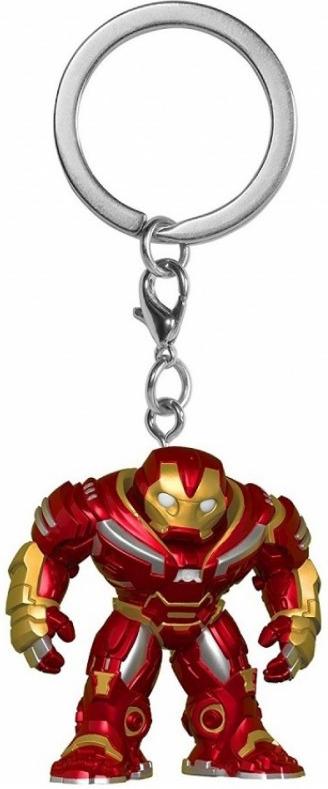 Брелок Funko Pocket POP! Keychain: Marvel: Avengers Infinity War: Hulkbuster 27300-PDQ брелок funko pocket pop keychain marvel spider man far from home mysterio 39363 pdq