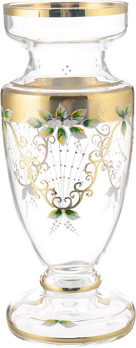 Фото - Ваза Star Crystal, 40 см. 24806 pointed toe colorful crystal square buckle design women pump luxury brand high thin heel super star runway wedding shoe stiletto