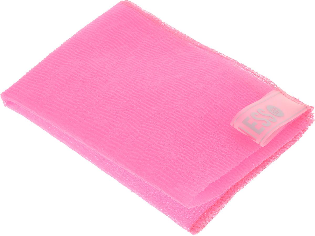 Мочалка Eva Fitness AktiveTex Wave, цвет в ассортименте, 90 х 30 см цена