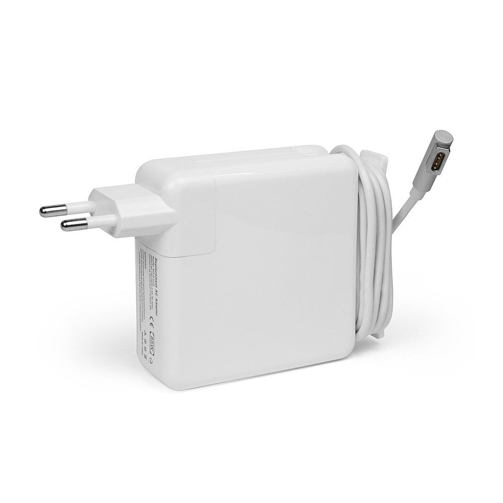 Зарядное устройство для ноутбука TopOn Apple MacBook Pro 15, MacBook Pro 17 18.5V, 4.6A (85W), штекер MagSafe. PN: MC556Z/B, MC556LL/B, MA938ZA, TOP-AP04 mc556z b