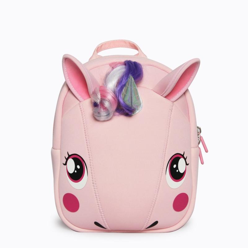 Ранец SUPERCUTE Детский рюкзак Единорог, цвет: розовый