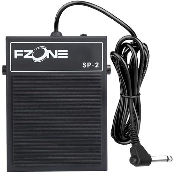 Педаль-сустейн для клавишных FZONE SP-2, MF00066, черный цена и фото