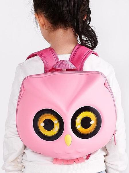 "Рюкзак Supercute Supercute Ранец ""Детский рюкзак Совёнок"" цвет розовый, SF040P, розовый"