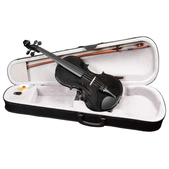 Скрипка ANTONIO LAVAZZA VL-20/BK 4/4, MF00358, черный Antonio Lavazza