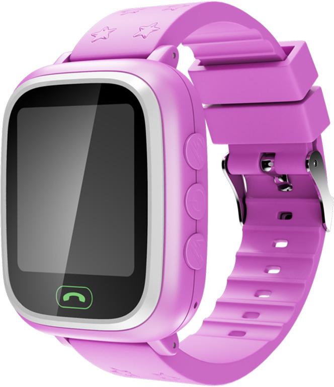 Умные часы детские Geozon Lite, розовый умные часы детские geozon aqua синий