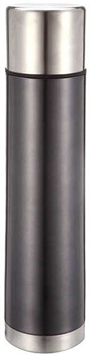 Термос Maestro, коричневый, серый, 0,5 л термос maestro mr 1633 75 серебристый 0 75 л