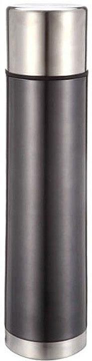 Термос Maestro, MR-1638-75, коричневый, серый, 0,75 л термос maestro mr 1633 75 серебристый 0 75 л