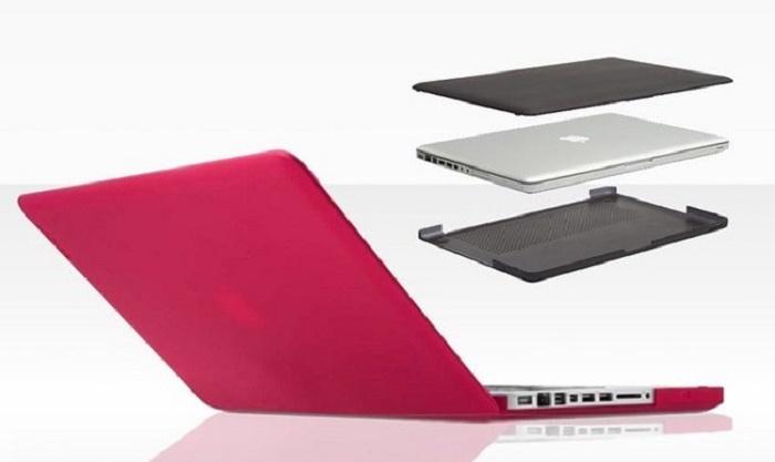 Чехол для ноутбука Aceshley Aceshley Hardshell Case чехол для Apple MacBook PRO 15  A1707, Красный, 1214 чехол накладка incase hardshell case dots для ноутбука macbook pro 13 with thunderbolt 3 usb c м