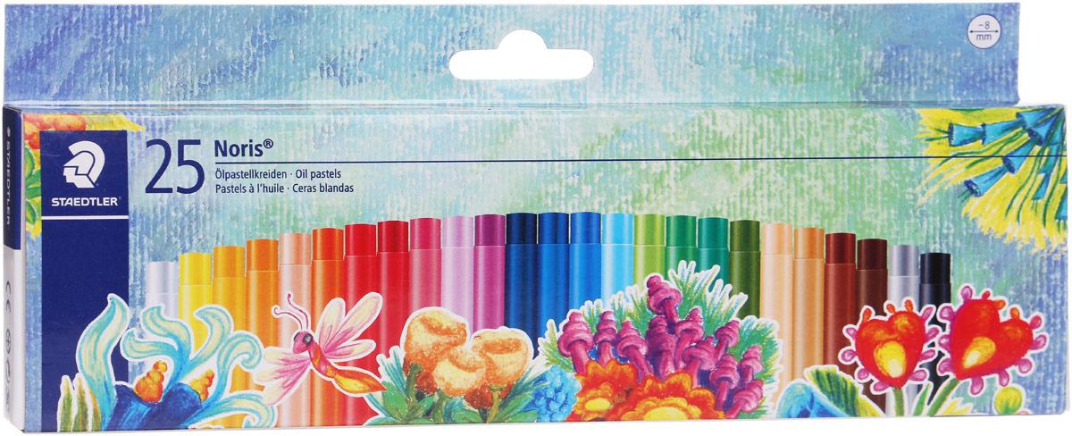 Staedtler Пастель масляная Noris Club 25 цветов325WP24Набор пастели масляной Staedtler Noris Club обладает мягкой текстурой, максимально насыщена пигментами, в результате чего имеет яркие цвета. Пастель имеет высокую устойчивость к поломке. Подходит для рисования, перекрытия цвета и техники процарапывания.В наборе: 25 цветов.Уважаемые клиенты! Обращаем ваше внимание на то, что упаковка может иметь несколько видов дизайна. Поставка осуществляется в зависимости от наличия на складе.