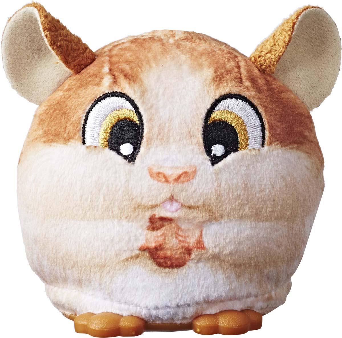Интерактивная игрушка FurReal Friends Плюшевый друг Хомячок, E0783_E0942 furreal friends интерактивная игрушка пушистый друг щенок голди