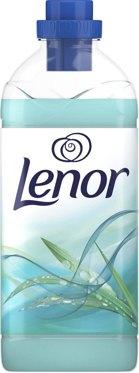 Кондиционер для белья Lenor Альпийские луга, концентрированный, 1 л кондиционер для белья lenor аметист и цветочный букет 1 8 л