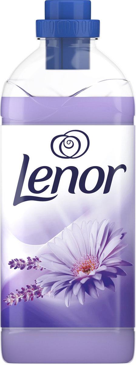 Кондиционер для белья Lenor ароматерапия Умиротворенное настроение, концентрированный, 2 л кондиционер для белья lenor миндальное масло 2л