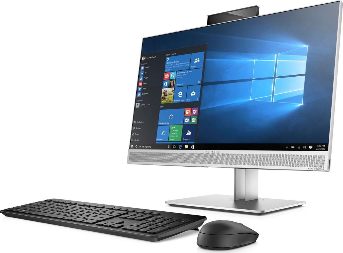 Моноблок HP EliteOne 800 G4, 4KX14EA, 23.8