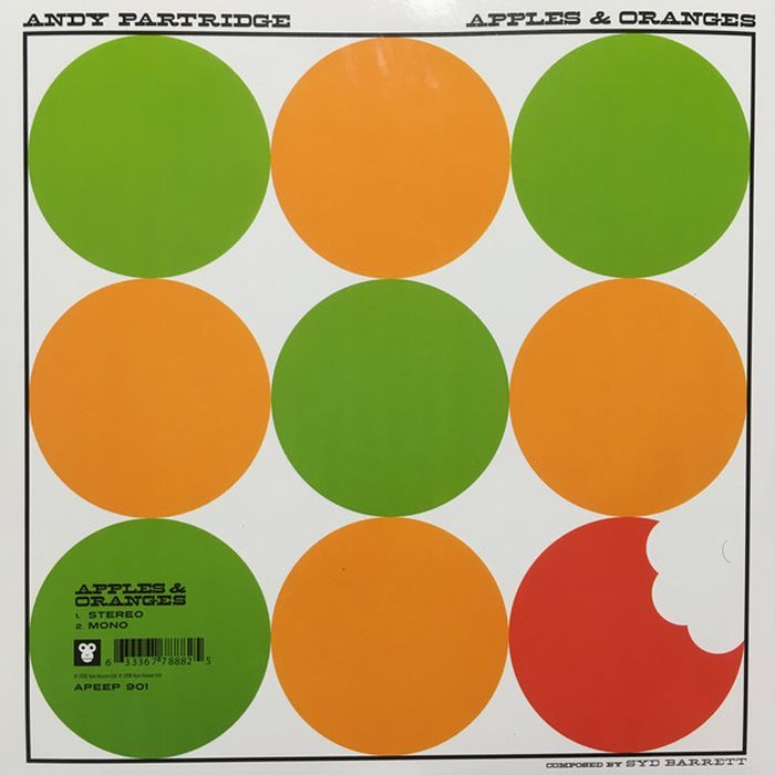 Andrew John Andy Partridge Andy Partridge. Apples & Oranges andrew john andy partridge andy partridge powers