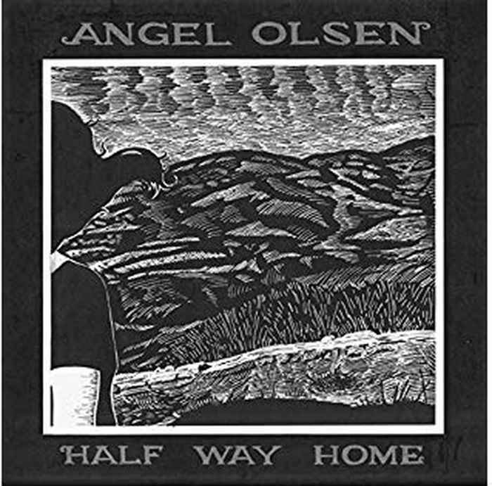 Angel Olsen Angel Olsen. Half Way Home одежда olsen интернет