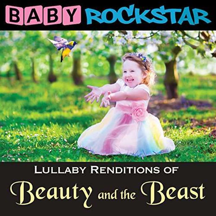 Baby Rockstar Baby Rockstar. Beauty And The Beast. Lullaby Renditions цена и фото