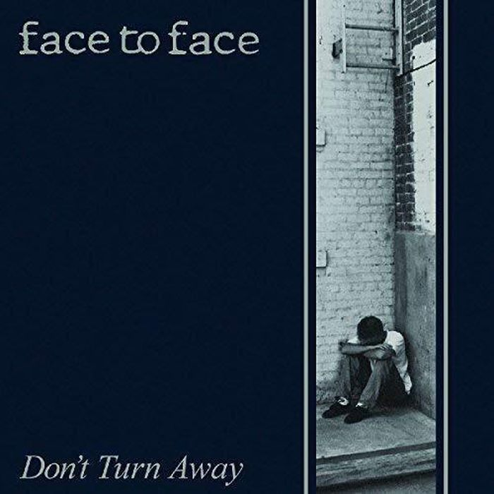 Фото - Face To Face Face To Face. Don't Turn Away (LP) face to face короткое платье