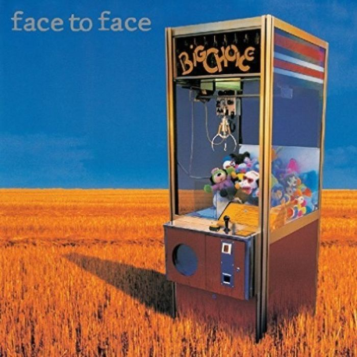 Фото - Face To Face Face To Face. Big Choice (LP) face to face короткое платье